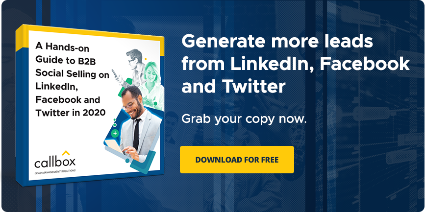 Generate more leads from LinkedIn, Facebook and Twitter. Grab your copy now.