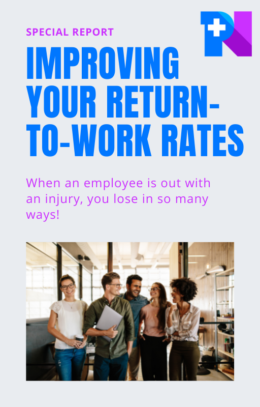 Read Improving Return-to-Work Rates