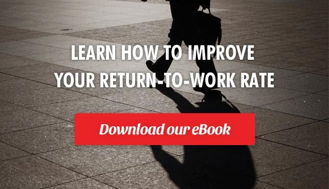 Improve your return to work rate
