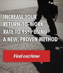 Improve your Return to Work Rates
