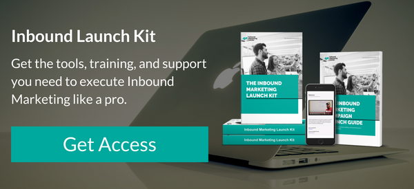 inbound marketing launch kit