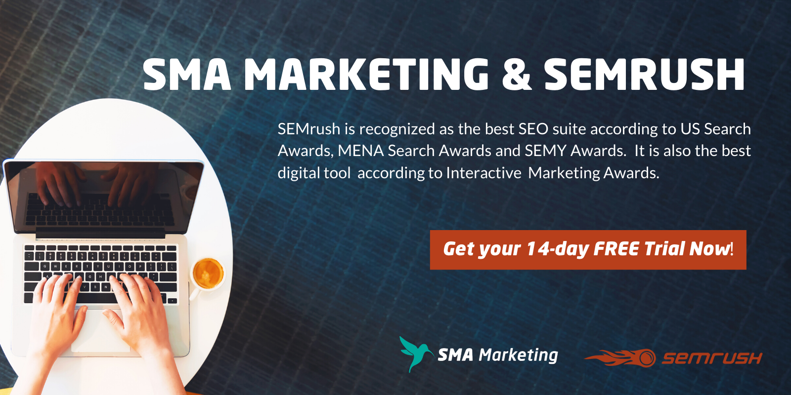 SMA Marketing and SEMRush