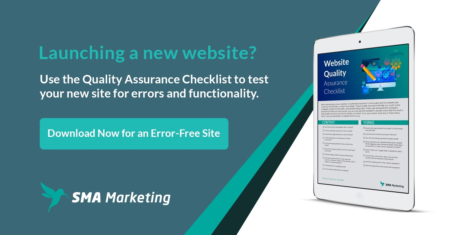 Website Quality Assurance Checklist
