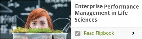 White Paper - Enterprise Performance Management in Life Sciences