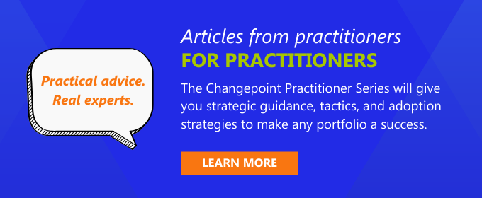 Changepoint practitioner's series