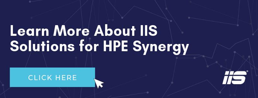 HPE Synergy