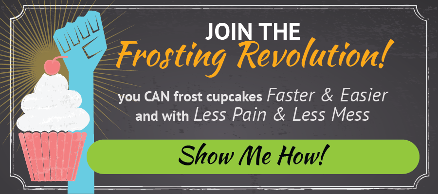 Join the Frosting Revolution