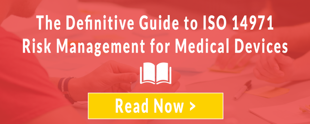 Read the Definitive Guide to ISO 14971