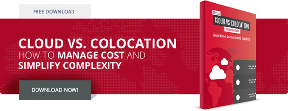 Click Here To Receive a Free Ebook On Cloud Vs. Colocation Learn how to manage costs and simplify complexity. Get your free Copy now