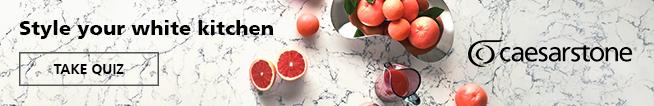 Style your white kitchen quiz
