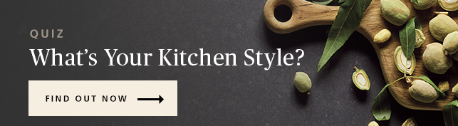 What's Your Kitchen Style: Quiz
