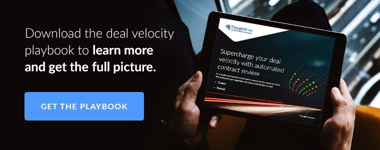 Download the deal velocity playbook