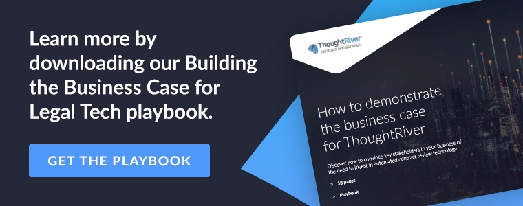 Learn more by downloading our Building the Business Case for Legal Tech playbook