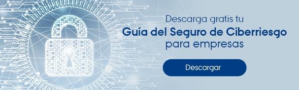Descarga gratis tu guía del Seguro de Ciberriesgo para empresas