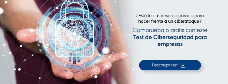 Descarga gratuita Test de Ciberseguridad para empresas