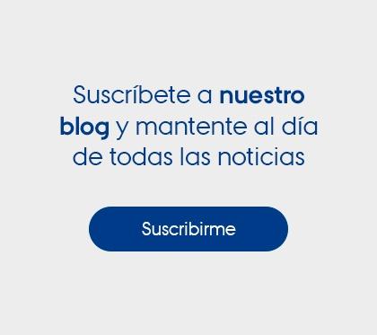 Suscribete a nuestro blog