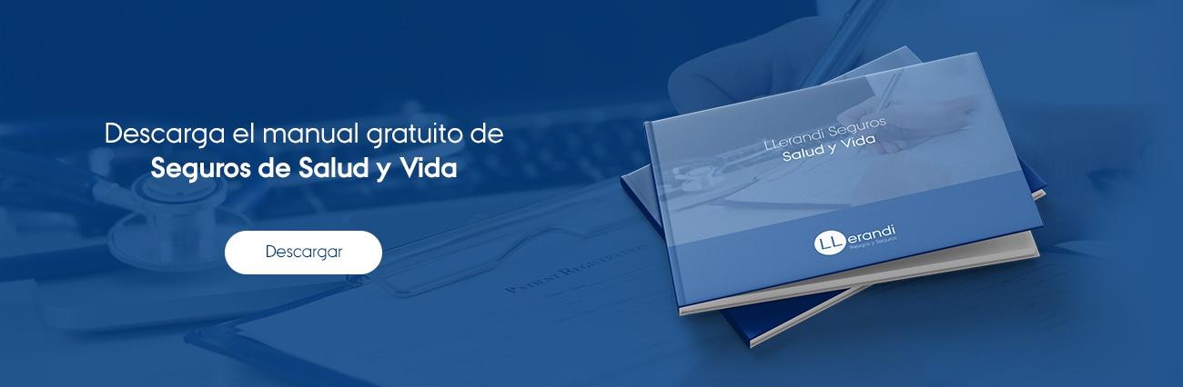 Descarga manual gratuito de Llerandi sobre seguros de salud y vida