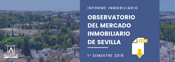 Mercado Inmobiliario Sevilla 1º semestre '19