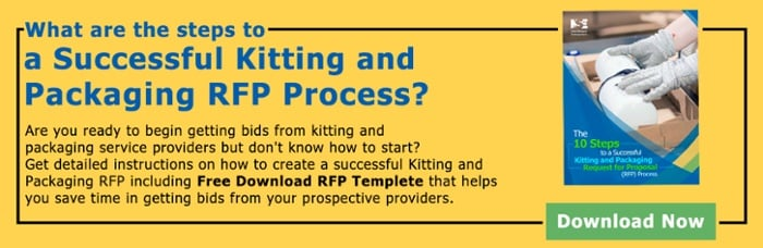The 10 Steps to a Successful Kitting and Packaging RFP Process