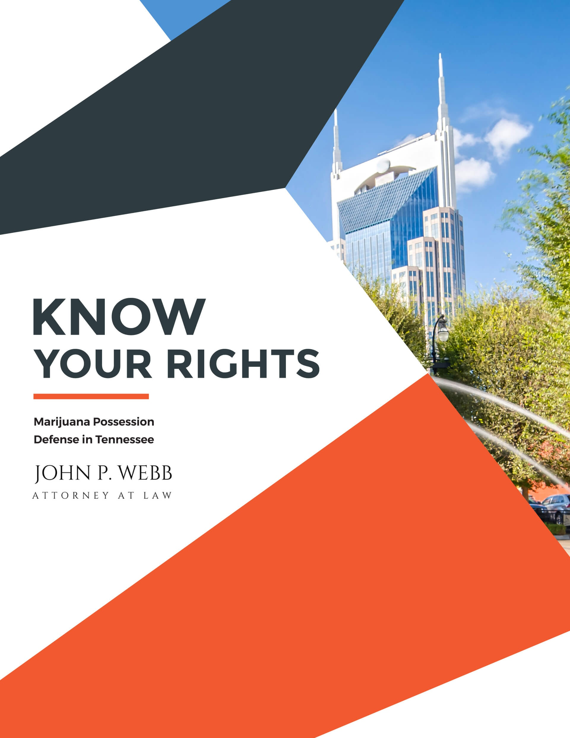 Know Your Rights - Marijuana Possession Defense In Tennessee Ebook