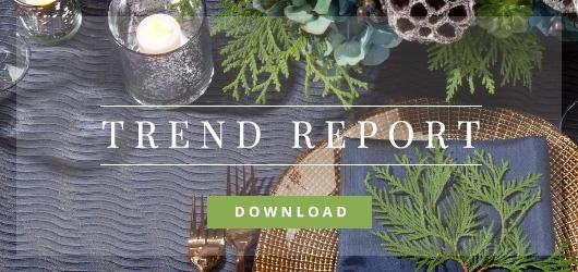 trends in linen and table decor