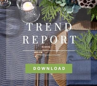 linen and table decor trend report