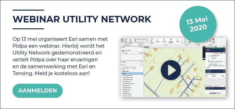 Webinar Utility Network