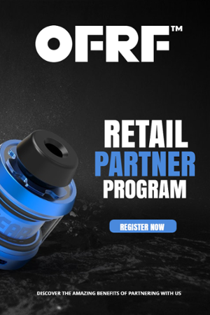 OFRF retail partner program registration cta
