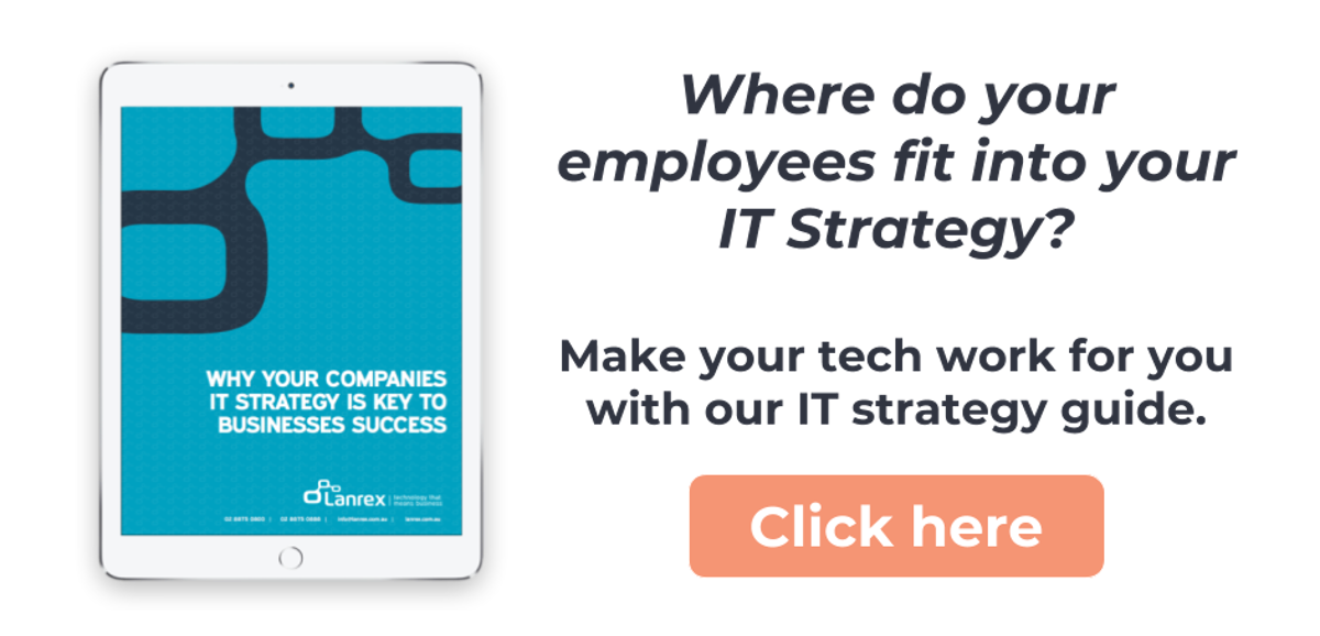 where do employees fit in IT strategy