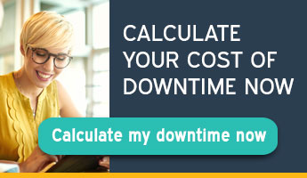 Calculate your cost of downtime
