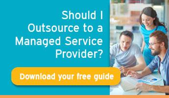 Should I Outsource to a Managed Service Provider