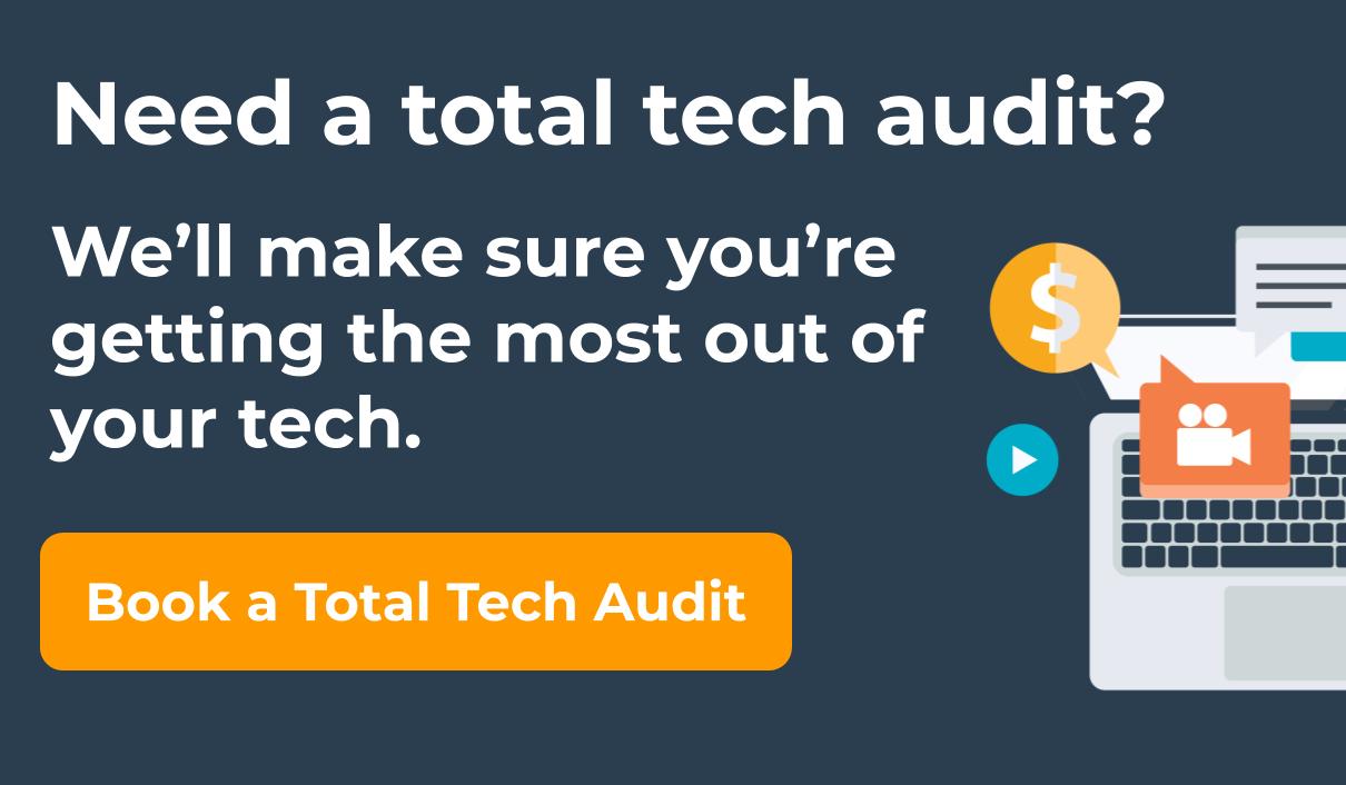 Total tech audit Lanrex