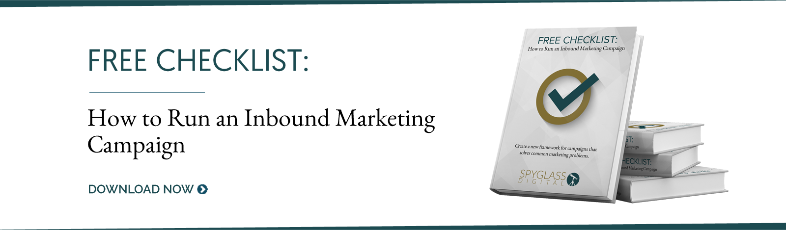 Click to learn more about this free inbound campaign checklist
