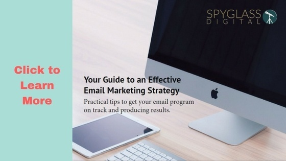 Free guide to an effective email marketing strategy