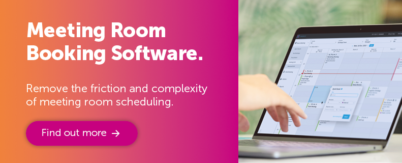 Condeco Meeting Room Booking Software