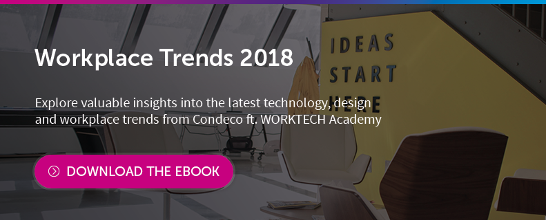 Workplace Trends 2018 eBook