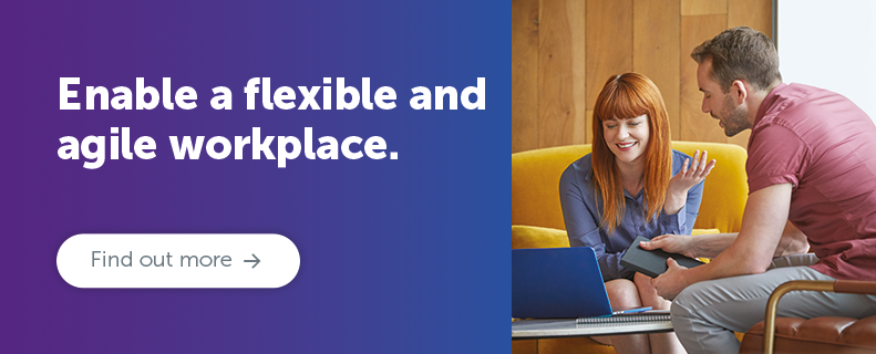Condeco Flexible and agile workplace