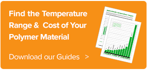 Find the Temperature Range & Cost of Your Polymer Material
