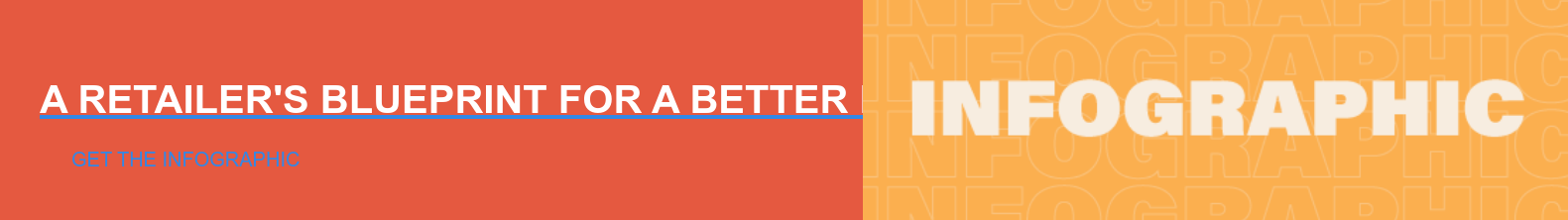 A RETAILER'S BLUEPRINT FOR A BETTER DIGITAL COMMERCE EXPERIENCE Get the Infographic