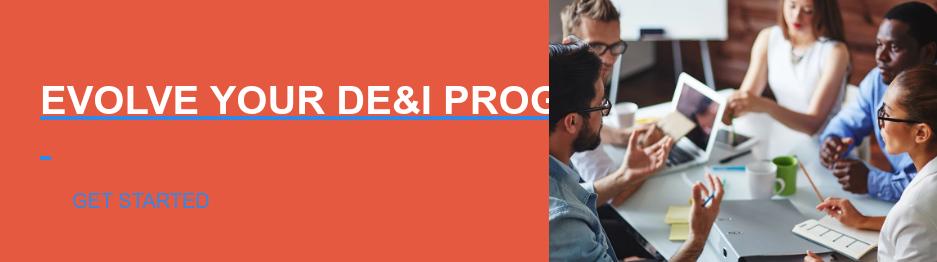 Evolve Your DE&I Program with Alida  GET STARTED