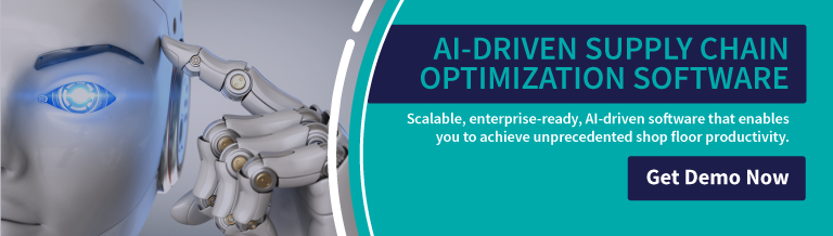 AI-driven supply chain optimization software