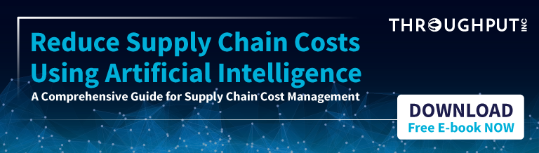 Reduce supply chain costs using AI