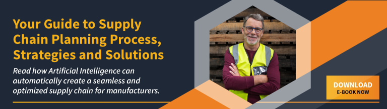 Your guide to supply chain planning and process