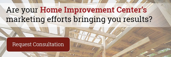 Home Improvement Marketing Consultation