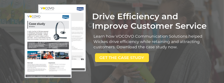 Wickes Case Study Drive Efficiency and Improve Customer Service