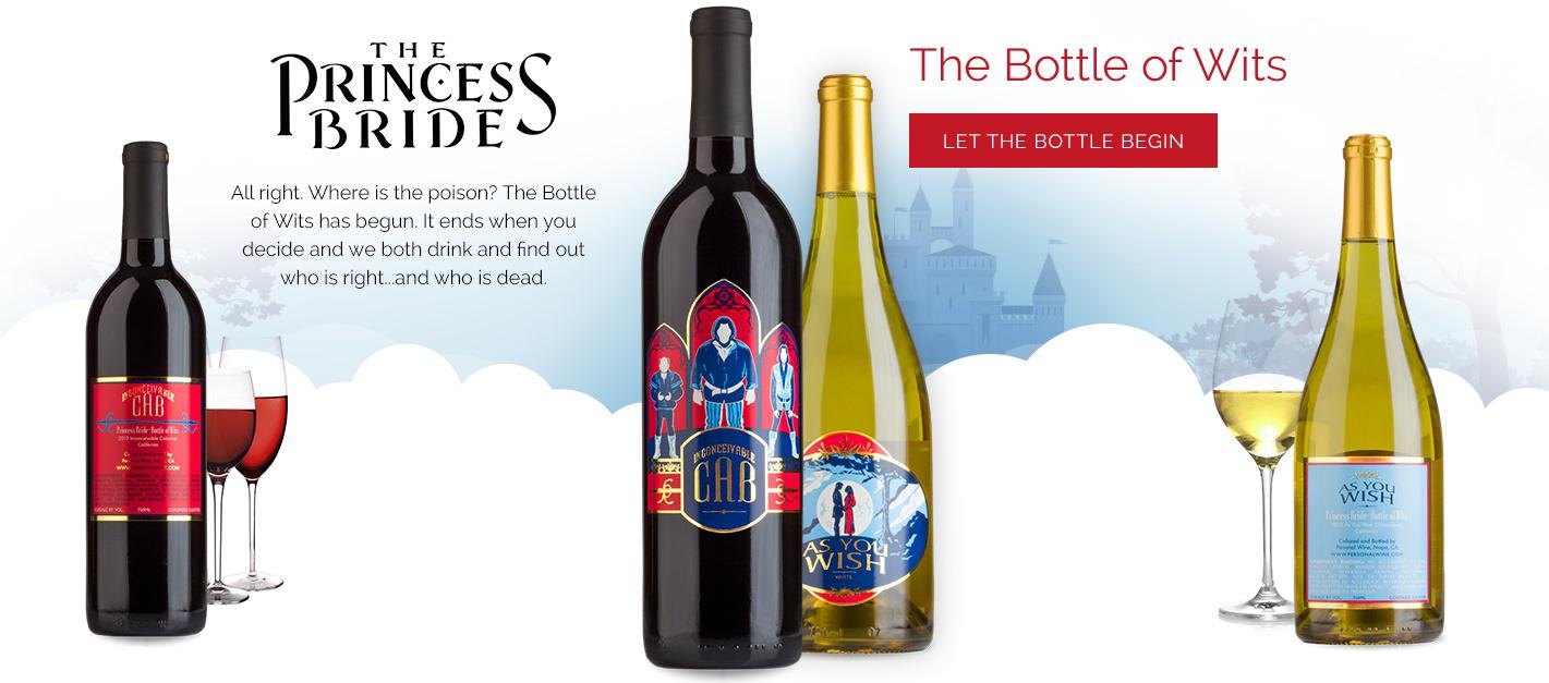 Let the Bottle Begin!