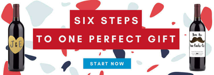 six steps to one perfect wine gift