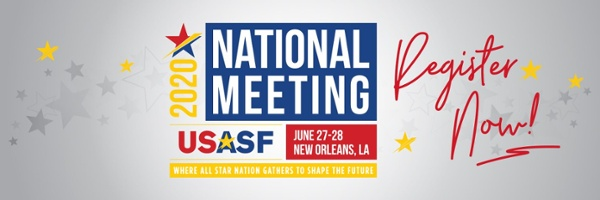Register Now for the 2020 National Meeting
