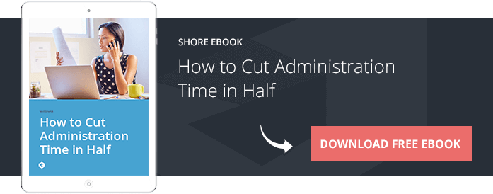 cut administration time in half. learn from ebook