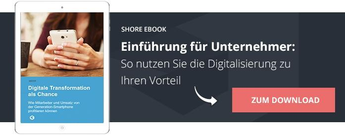 Chancen der digitalen transformation